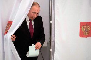 Всё реально и скорее всего будут досрочные президентские выборы в России