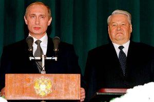 При Ельцине все было предельно ясно, шли ко дну молча, а не как сейчас