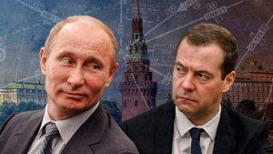 Медведев функция не проходной пешки, Путин игрок на мировой шахматной доске