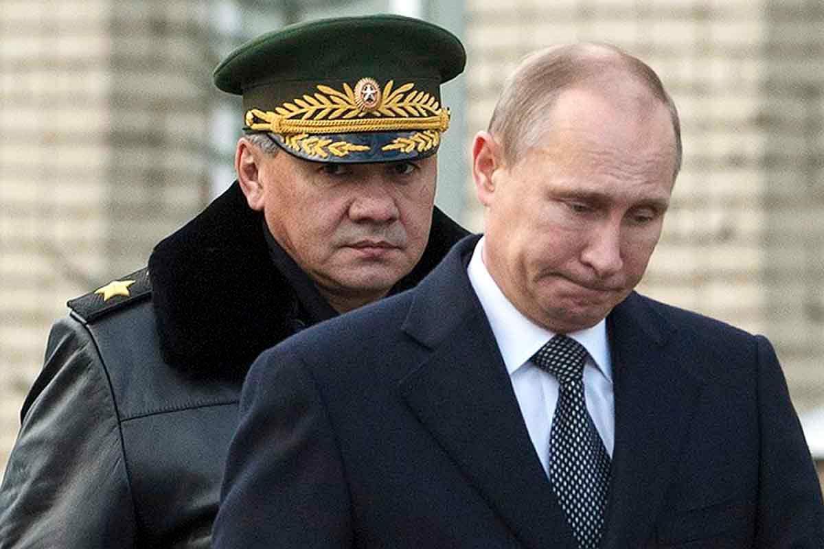 Шойгу и Путин