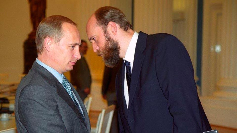 Путин и Пугачев