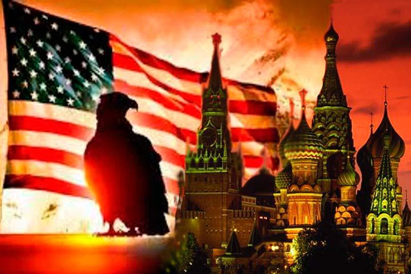 Россия под натиском США