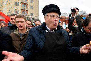 Коротко о России на примере Жириновского