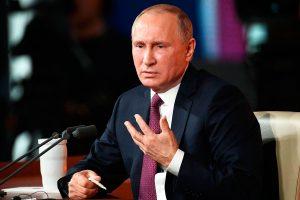 Путин не плохой и не хороший, он такой, какой он есть