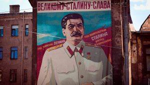 Сталин есть пример вождя, который сейчас нужен России