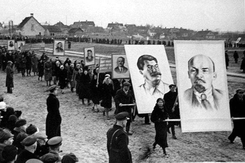 Сталинские репрессии