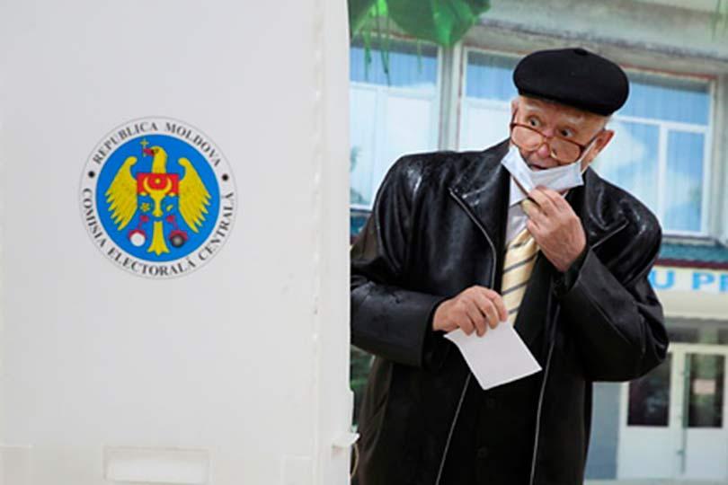 Выборы вМолдавии